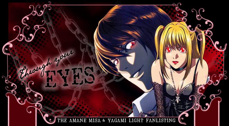 Misa Amane And Light Yagami