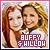 Buffy The Vampire Slayer: Buffy Summers & Willow Rosenberg