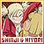 Bleach: Hirako Shinji & Sarugaki Hiyori