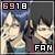 Katekyo Hitman Reborn!: Hibari Kyoya & Rokudo Mukuro