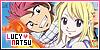 Lucy Heartfilia & Natsu Dragneel