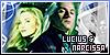 Lucius Malfoy & Narcissa Malfoy